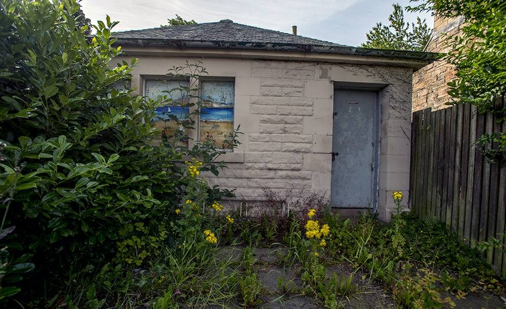 Let's get rid of this derelict site … and make usable space in the Pentlands
