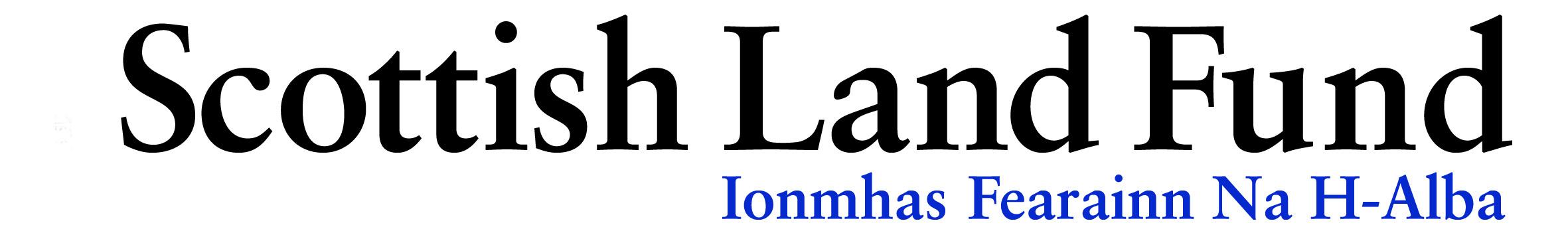 Scottish Land Fund Logo